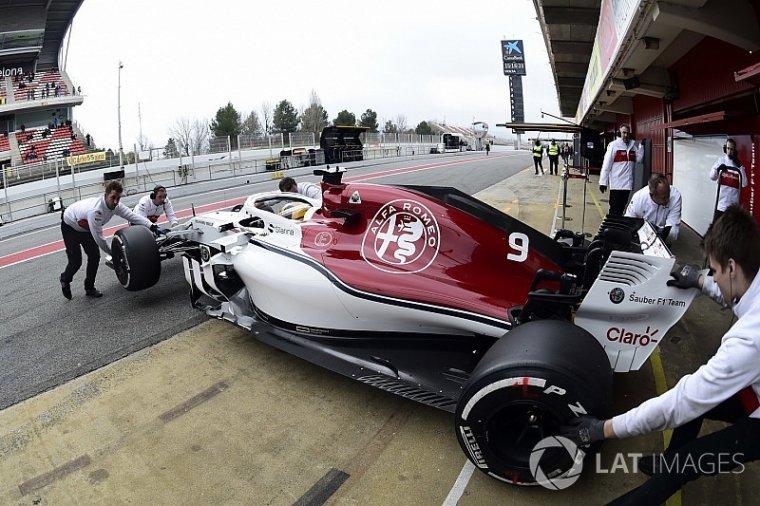 Alfa Romeo Sauber va recruter et développer son usine