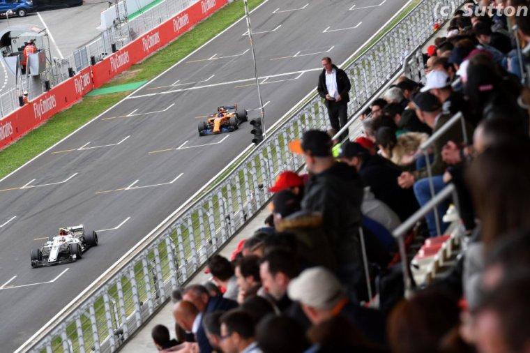 Vasseur prévient que Sauber mettra longtemps à atteindre ses objectifs de performance