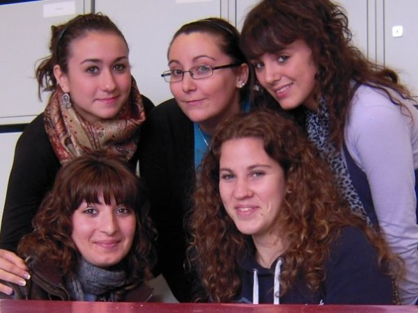 Djoudjoulaii, Moi, Céline, Jess & Alizée