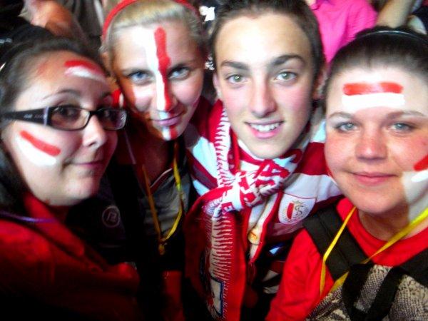 Coupe de Belgique 2011 en ville