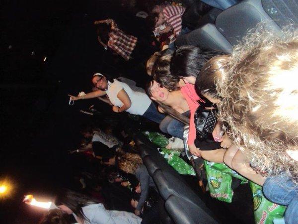 Ladies @ the Movies, le 8 septembre 2011