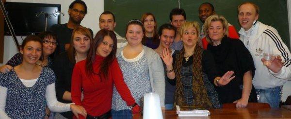 Ma classe