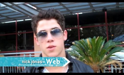 Nick Jonas Video Message From SXSW