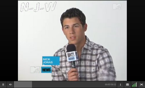 Nick Jonas aime le nouvel album de Joe