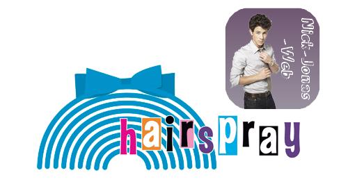 Nick Jonas in Hairspray at the Hollywood Bowl!