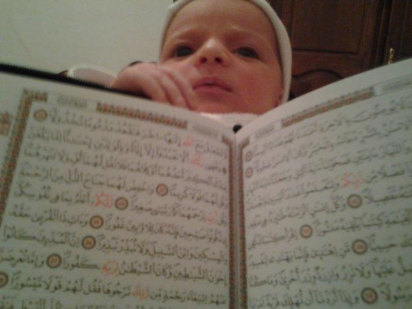 اللهم اجلها من حفظة القران الكريم