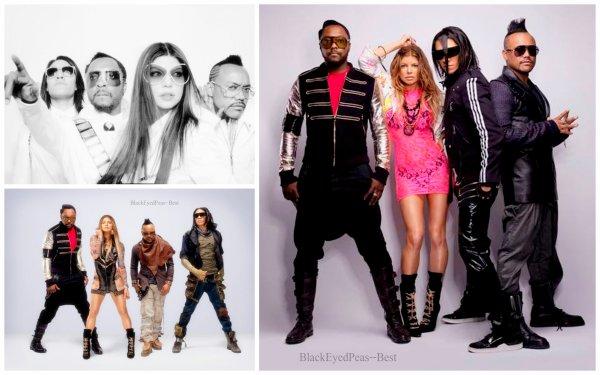 The Black Eyed Peas ♫ ♥