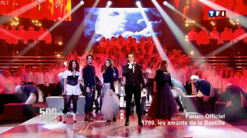 Passage TV : Les 500 Choristes