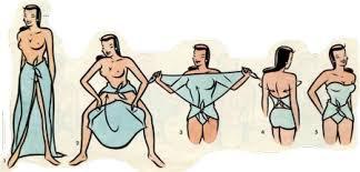5 façons de mettre un paréo !