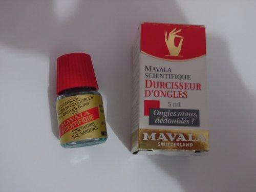 Revue du durcisseur Mavala