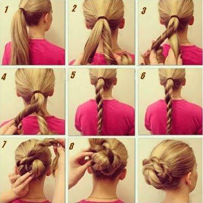 5 coiffures pour les fêtes
