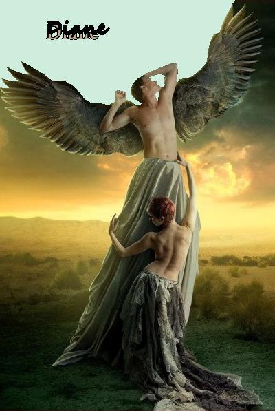 Mes tubes fantastiques anges
