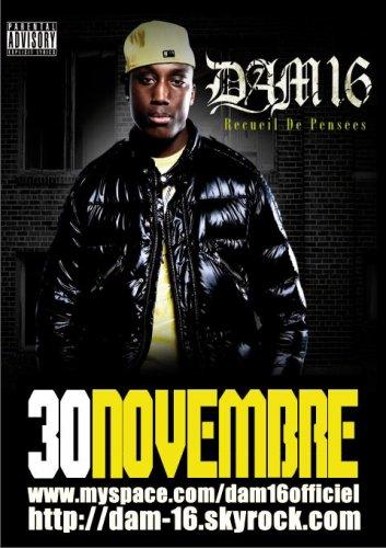 DAM16 RAPPEUR DE BOULOGNE 92.100.