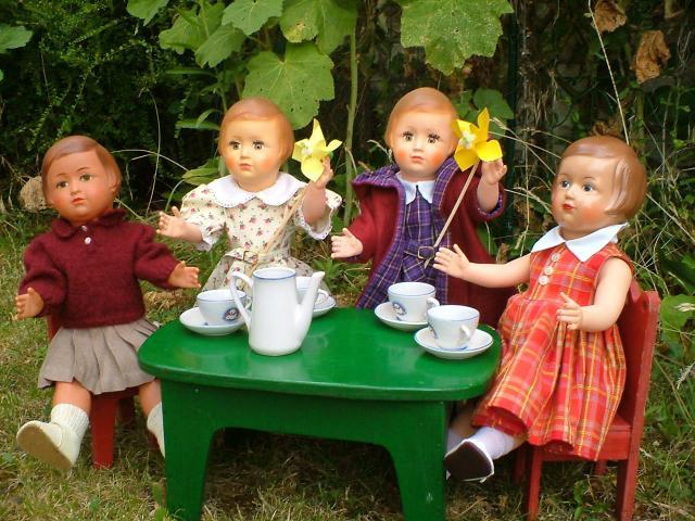 MTX Mes Françoises prennent le thé