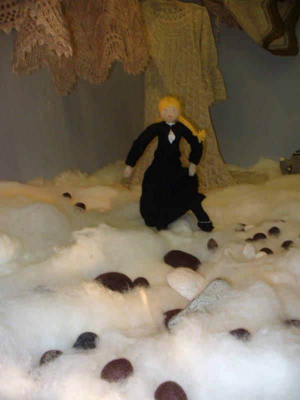 Salon création et savoir faire/ Marie-Claire Idées ... ALICE en terre Islandaise...!!!....