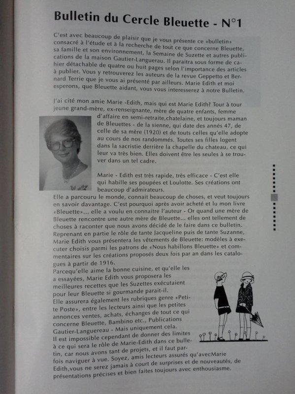 Loulotte : les origines ...