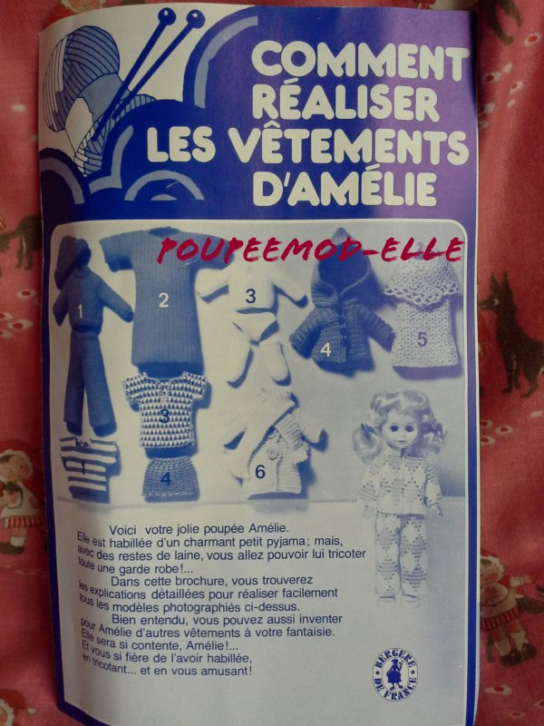 Au hasard des brocantes et vide-greniers de ce week-end ..Amélie ..
