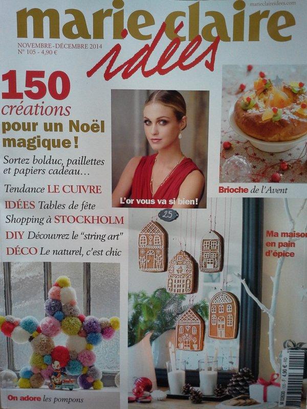 MCI nº105-nov/dec 2014- vive les pompons ....!