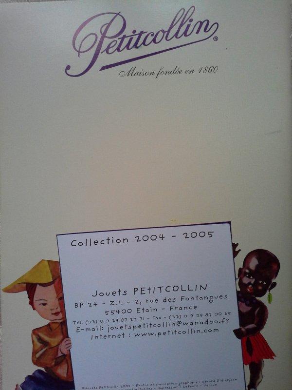Catalogues Petitcollin pour Gene et quelques autres ...