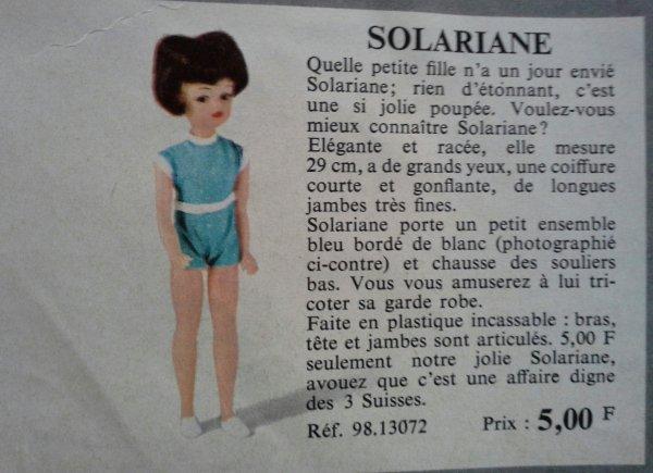 Solariane vous envoie un peu de soleil !!!!!