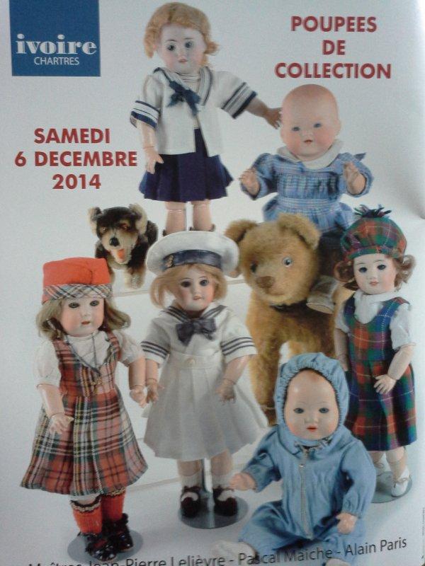 A Chartres le 6 décembre aïe, aïe, aïe !!!!!!