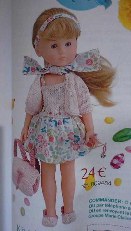 MCI n.107 -une tenue printanière en kit....!