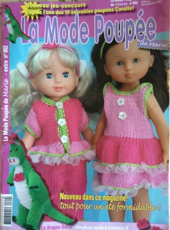 La mode poupée de Marie nº2 ...