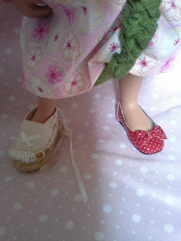 Les chaussures d'Ellen -1-......!!!