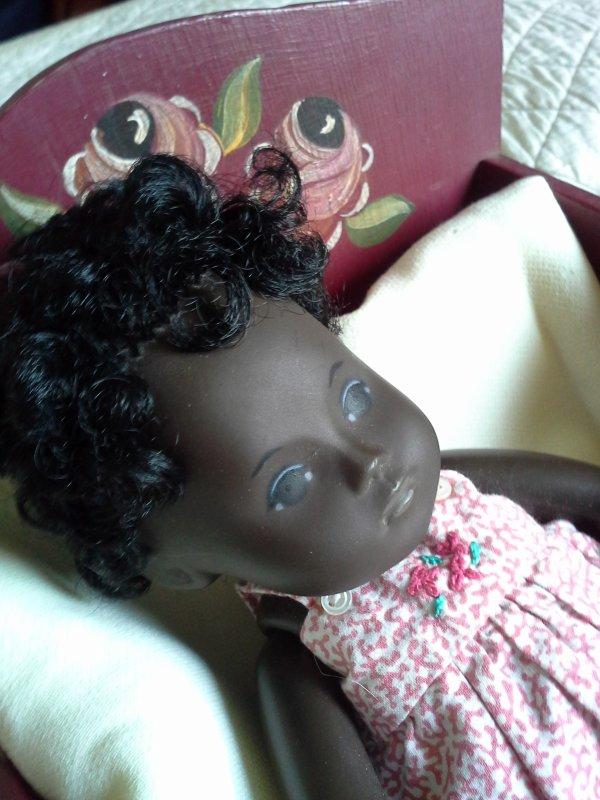 Un nouveau berceau pour Baby Sasha  ...