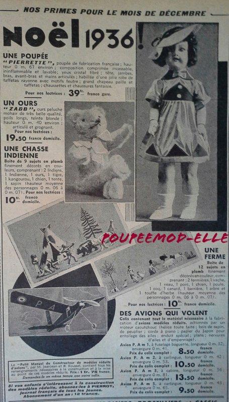 Le petit écho de la mode et ses poupées ..-2-