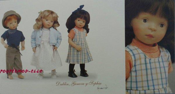 Tendres poupées White balloon pour Gene et quelques autres ..!