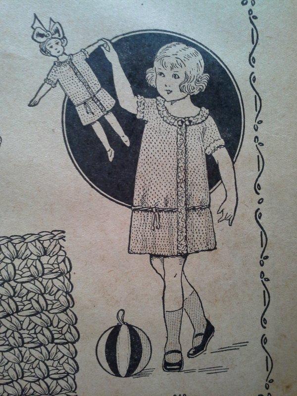 Au hasard des brocantes et vide-greniers  ..Lisette !