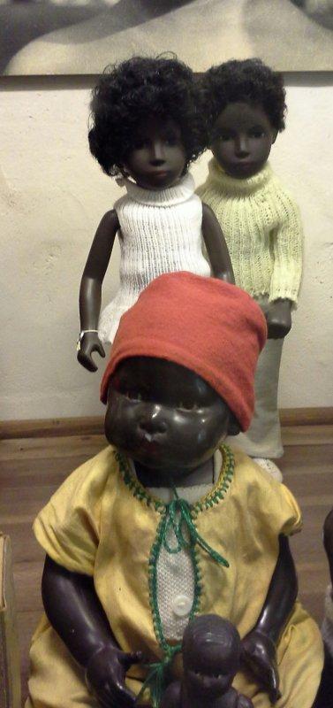 Au Beausset, un lieu hors du temps pour les poupées ..