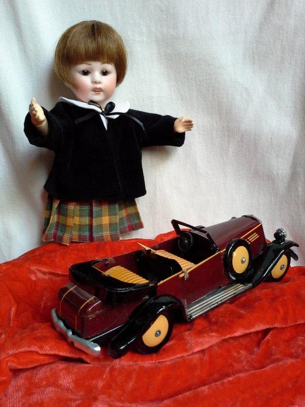 L'automobile de ....Loulotte !!!!