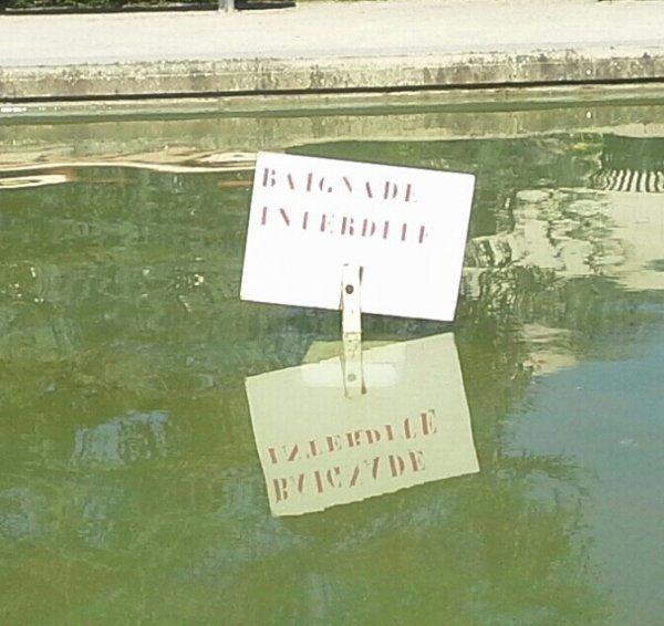 Bassins ...d'eau douce ..!