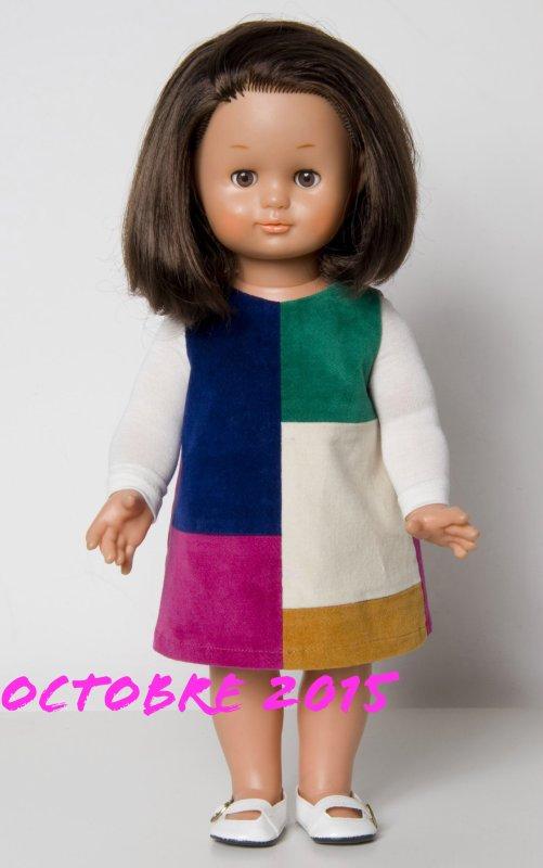 MTX -octobre 2015......au choix, Courreges ou Mondrian ..??!!!!