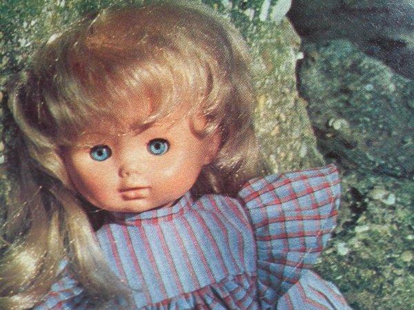 Une nouvelle poupée pour Mon Ouvrage , ma Maison ..!