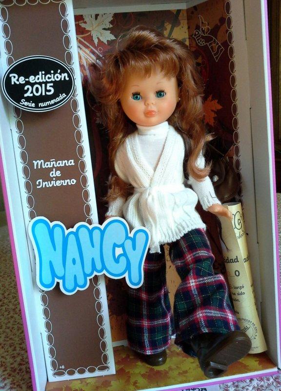 Matin d'hiver pour Nancy !!!!