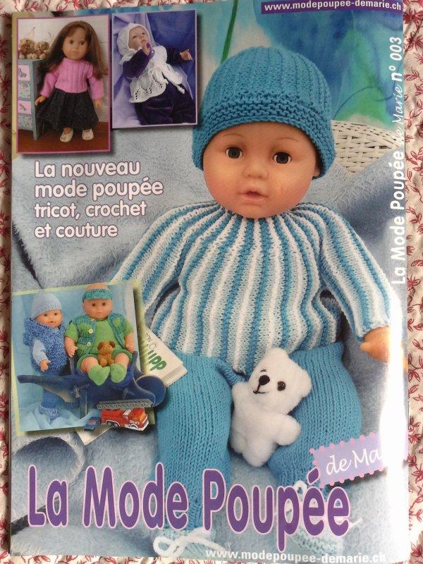 La mode poupée de Marie nº3 ...