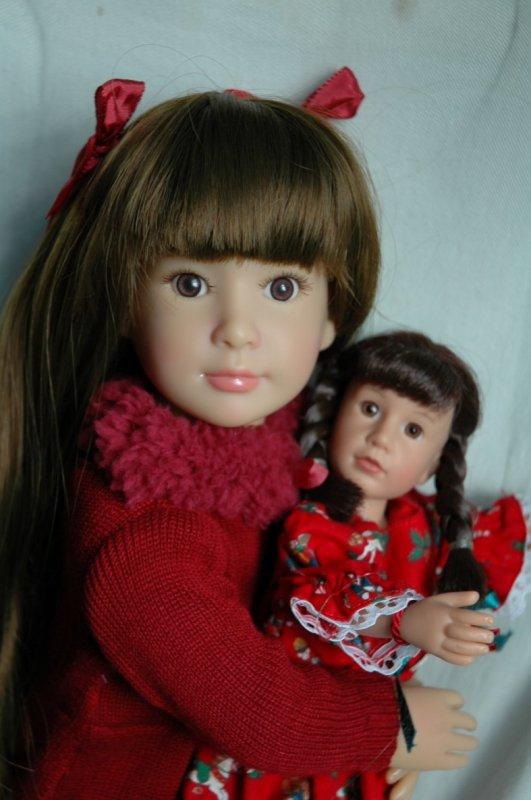 Lena et Helena vous souhaitent une belle journée .!