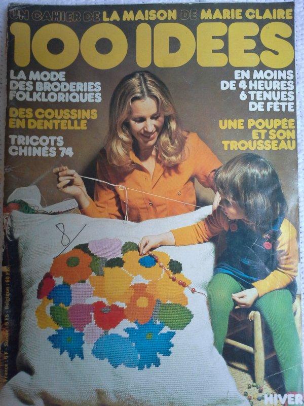 100 idées, la poupée et son trousseau  pour Sonia etc etc...!!!!
