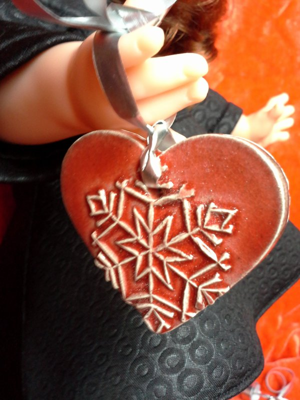 6 décembre. .un cadeau pour la Saint Nicolas .!