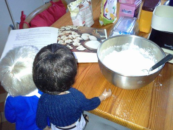 En Avent ...les petits gâteaux de Noël ..!! -1-
