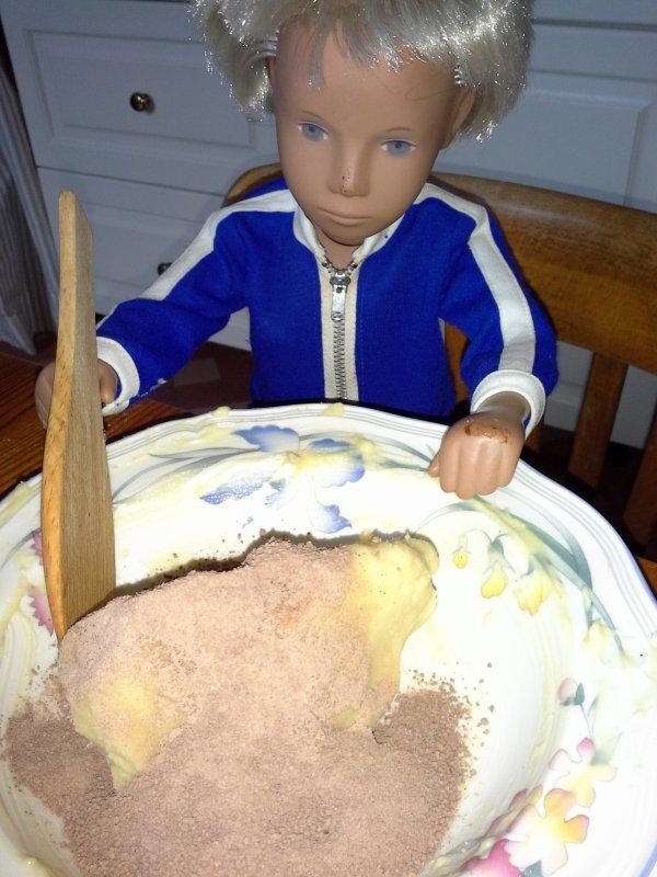En Avent ...les petits gâteaux de Noël ..!!-2/2-