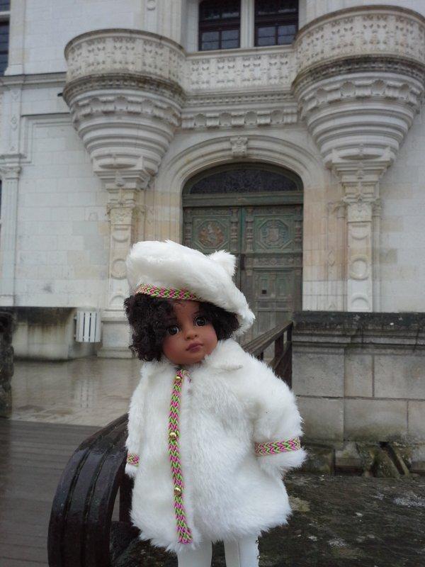 Patsy à Chenonceaux -1-....!!!!