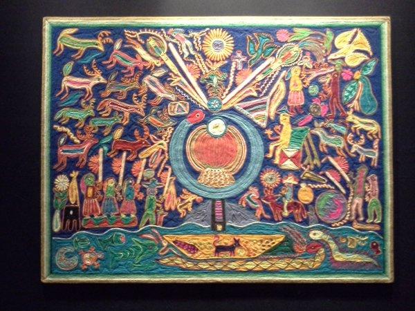 Retour sur L'Aiguille en fête 2016 ..Autour des Mayas -2-