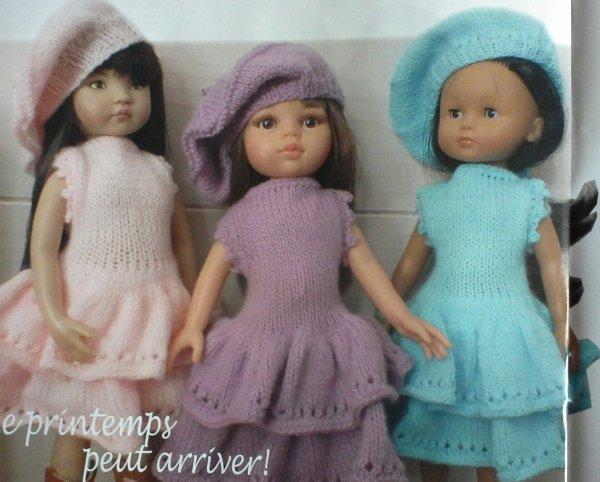 La mode poupée de Marie nº5...