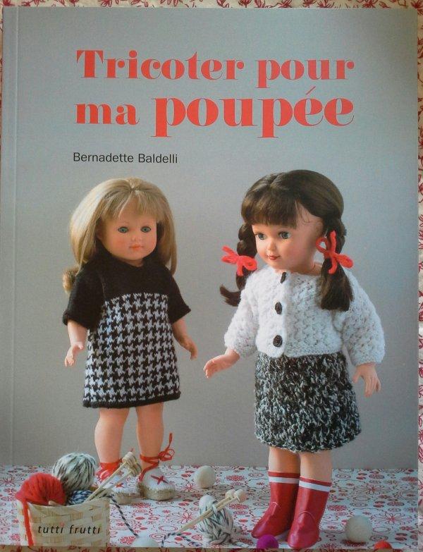 Erratum pour le livre tricot de B.Baldelli ..