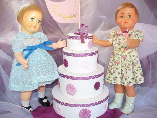 Bonne fête Françoise et joyeux anniversaire ...!!!
