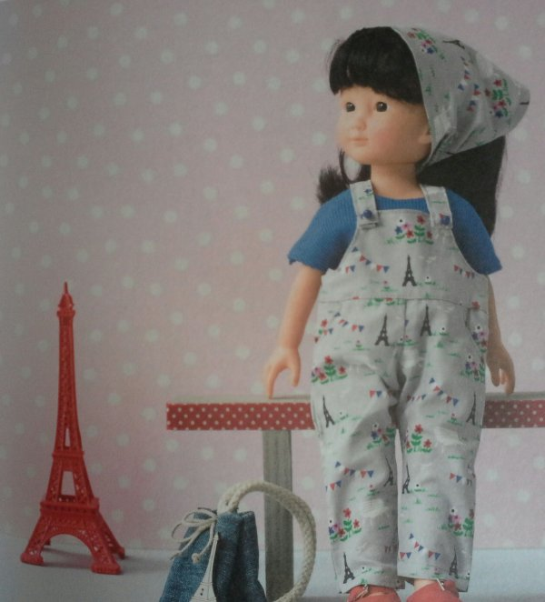"""Capucine prête pour un """"week end à Paris """"..!!!"""